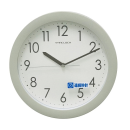 SYNCLOCK 掛け時計 アイボリー JWCL−810NT