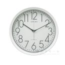 SYNCLOCK 電波掛け時計 ホワイト JWCL−813WH