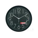 SYNCLOCK 電波掛け時計 ブラック JWCL−813BK
