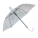 イエモア スライドカバー付き傘 60cm ホワイト
