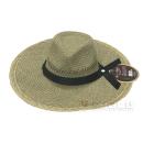紳士 い草帽子