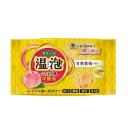 温泡 ONPO こだわり桃 炭酸湯 甘熟黄桃の香り 1錠