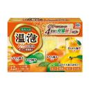 温泡 ONPO とろり炭酸湯 ぜいたく柑橘柚子 12錠