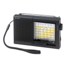 ELPA AM/FM/SW(短波)ラジオ ER−C74T