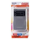 エルパ AM/FMコンパクトラジオ ER−C67F