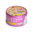CIAO チャオ 缶 とりささみ&ぶり 85g