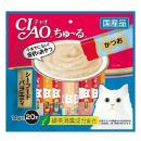 CIAO チャオ ちゅ〜る シーフードバラエティ 20本