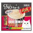 CIAO チャオ ちゅ〜る まぐろ贅沢セレクト 20本