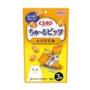 CIAO チャオ ちゅ〜る ビッツ とりささみ 12g×3袋