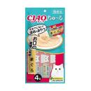 CIAO チャオ ちゅ〜る お口の健康に配慮 まぐろ 14g×4本