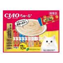 CIAO チャオ ちゅ〜る まぐろ・とりささみバラエティ 40本