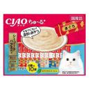 CIAO チャオ ちゅ〜る シーフードバラエティ 40本