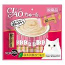 CIAO チャオ ちゅ〜る まぐろ本格だしミックス味 20本