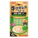 いなば 牛アキレスちゅ〜る 牛アキレス&とりささみ・緑黄色野菜 4本