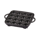 イワタニ カセットコンロ用 フッ素加工 たこ焼きプレート