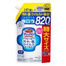 バスマジックリン 除菌・抗菌 アルコール成分プラス つめかえ用 820mL