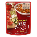カゴメ 野菜たっぷり トマトのスープ 160g