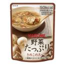 カゴメ 野菜たっぷり きのこのスープ 160g