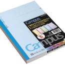 コクヨ カラーキャンパスノート B5 B罫 5冊入り ノ−3CBN×5