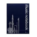 コクヨ オン−20 音楽帳 B5 5線譜12段 18枚