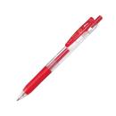 ゼブラ ジェルボールペン サラサクリップ 0.7 赤