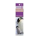 トンボ ハローネイチャー かきかたえんぴつ 2B ペンギン 12本入 KB-KHNEP2B