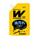 WORKERS 作業着専用洗い 液体洗剤 詰替用 720g