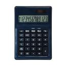 電卓 防水タイプ M ブルー ECD−WR02BL