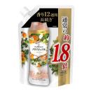 レノアハピネス アロマジュエル アプリコット&ホワイトフローラルブーケの香り つめかえ用 特大 805mL