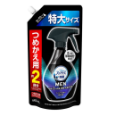 ファブリーズ ダブル除菌 メン クールアクアの香り つめかえ用 特大 640mL