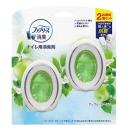 ファブリーズ ダブル消臭 トイレ用消臭剤 アップル・ガーデン 6mL×2個セット