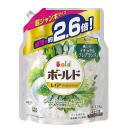 ボールド 柔軟剤入り洗剤 グリーンガーデン&ミュゲの香り つめかえ用 超ジャンボサイズ 1.53kg