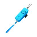 レイメイ藤井 防犯ブザー LEDライトつき 防水 電池切れお知らせ ブルー EBB141A