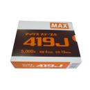 MAX 4Jステープル 419J