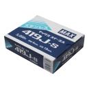 MAX 4Jステープル 419J−S