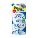 ソフラン プレミアム消臭 特濃抗菌プラス つめかえ用 400mL