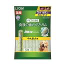 PETKISS 食後の歯みがきガム 中大型犬用 12本