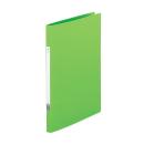 リヒトラブ リクエストパンチレスファイル A4 黄緑 G1210-6 パンチレスファイル A4 キミドリ