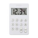 タニタ デジタルタイマー 100分計 TD−415 ホワイト