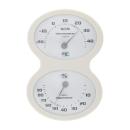 タニタ 温湿度計 ホワイト TT−509