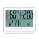タニタ デジタル温湿度計 ホワイト TT−538−WH