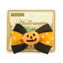 inunekoneru ハロウィンリボン かぼちゃオレンジ