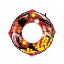 浮き輪 レッドシャーク 70cm