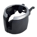 SEIWA セイワ カーボンカップホルダー コンビニコーヒー対応 W859