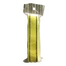 アクリルベルト イエロー 2.5mm×1.5m