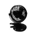 メルテック USBビッグファン ブラック 12V/24V対応 UPF−21