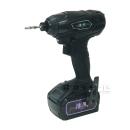 漆黒 18V充電式 インパクトドライバー