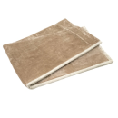 ワイド&ロング毛布 (約)150×210cm ベージュ
