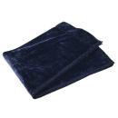 ワイド&ロング毛布 (約)150×210cm ネイビー