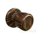 COW 間仕切りチューブラ錠 室内用 木目261−11−O BS60